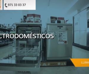 Venta de electrodomésticos en Santa Eulalia del Río | Electrodomésticos Tur Rubio