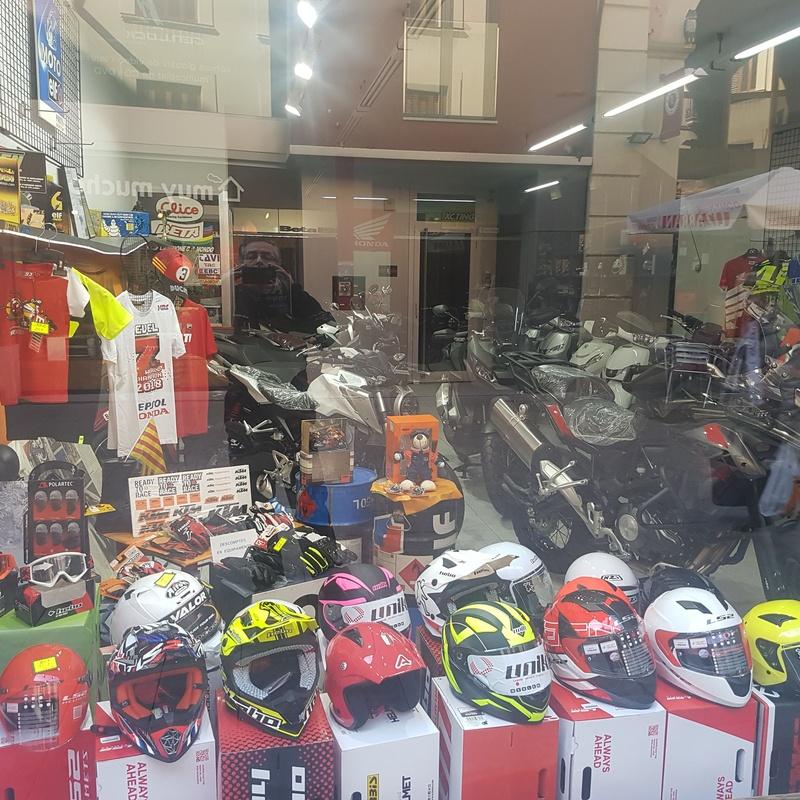 Boutique de motos: Servicios de Motos Portús
