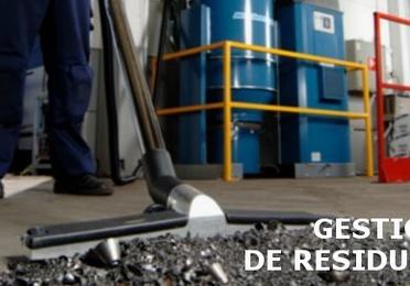 Gestión de residuos - Nederman
