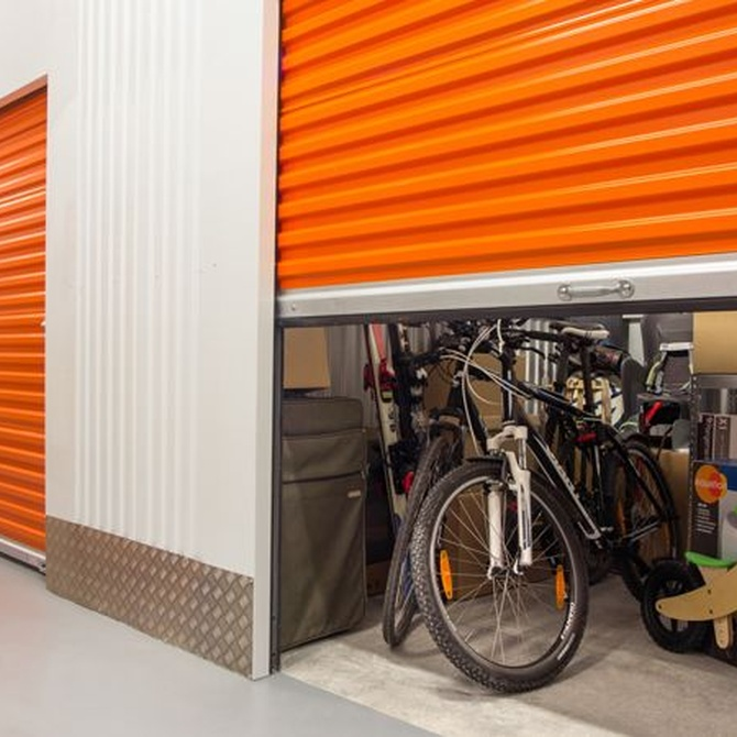 ¿Qué significa self storage?