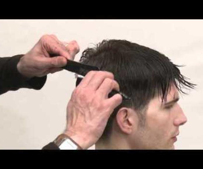 Curso peluquería barbería
