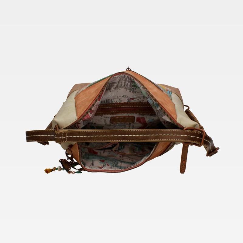 Bolso convertible en original mochila de mujer Anneke Venezia