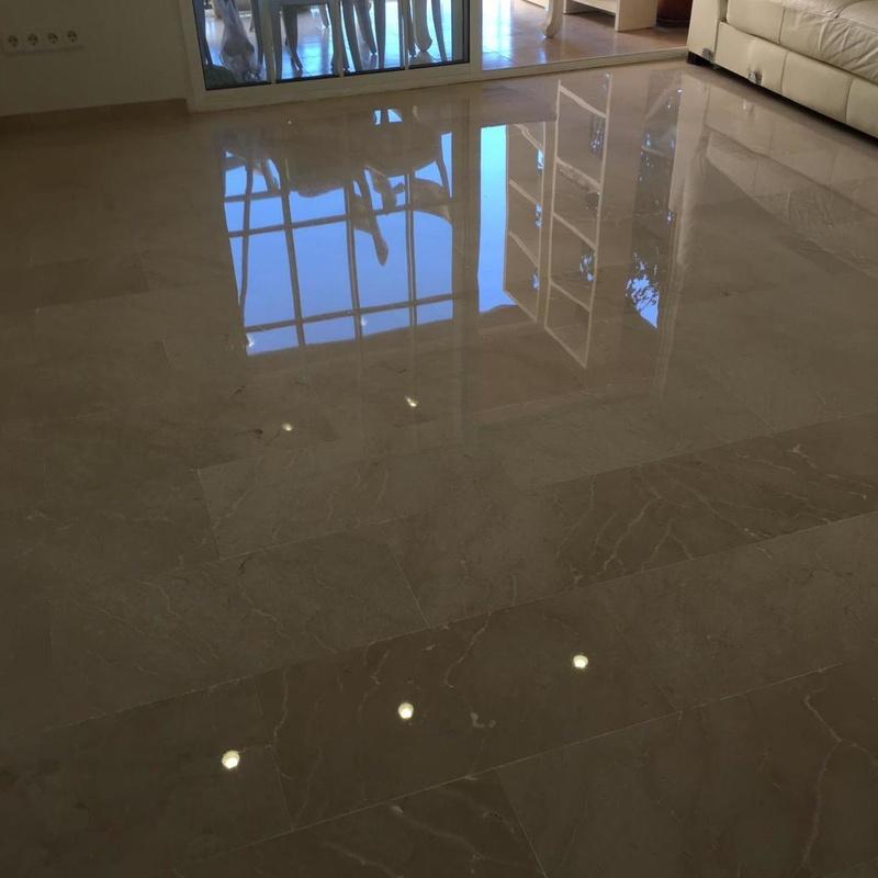 Pulidos y vitrificados marmol Valencia