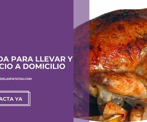 Comida casera a domicilio en Sevilla | Palacio de las Patatas