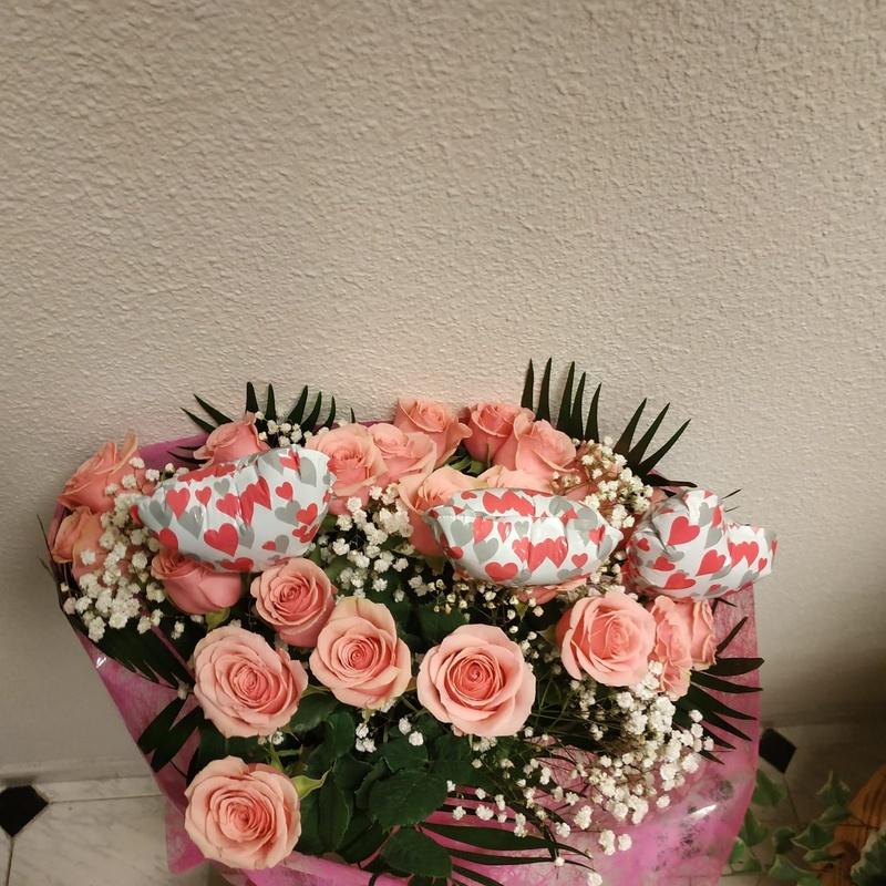 Arreglos de rosas: Productos y servicios   de Floristas San Isidro José