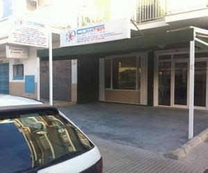 Fachada de la empresa de climatización en Mallorca