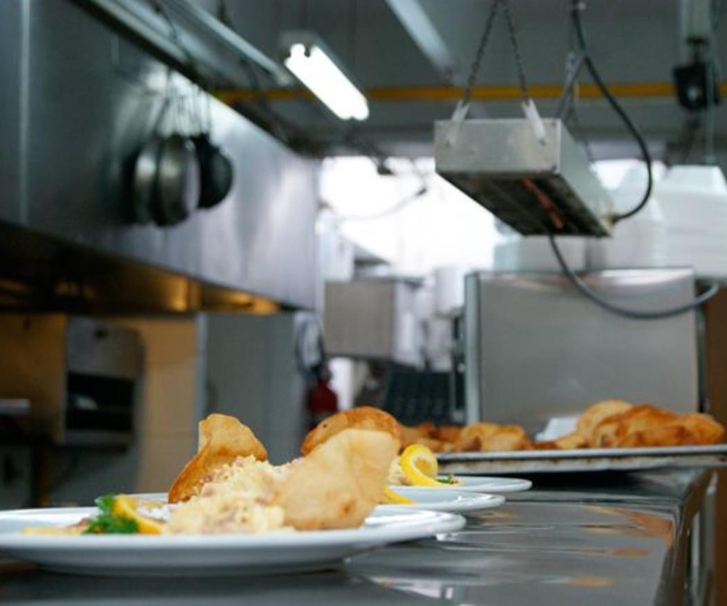 Los sistemas de extracción en las cocinas industriales