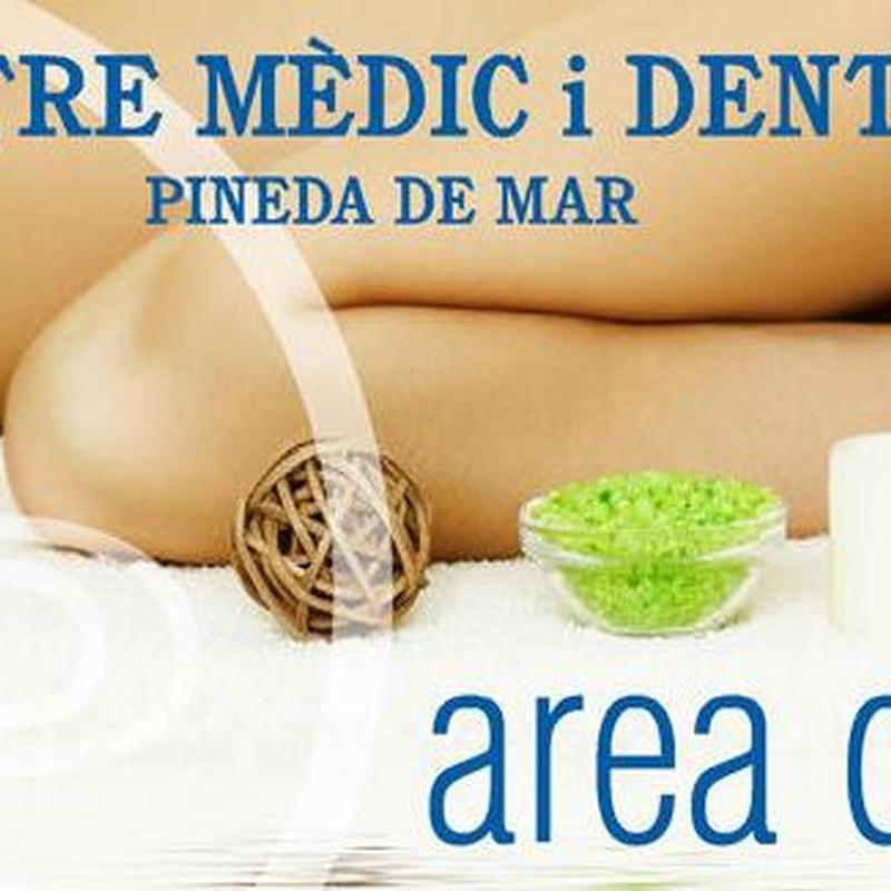 DRENAJE LINFÁTICO: Tratamientos  de Centro Médico y Dental Pineda