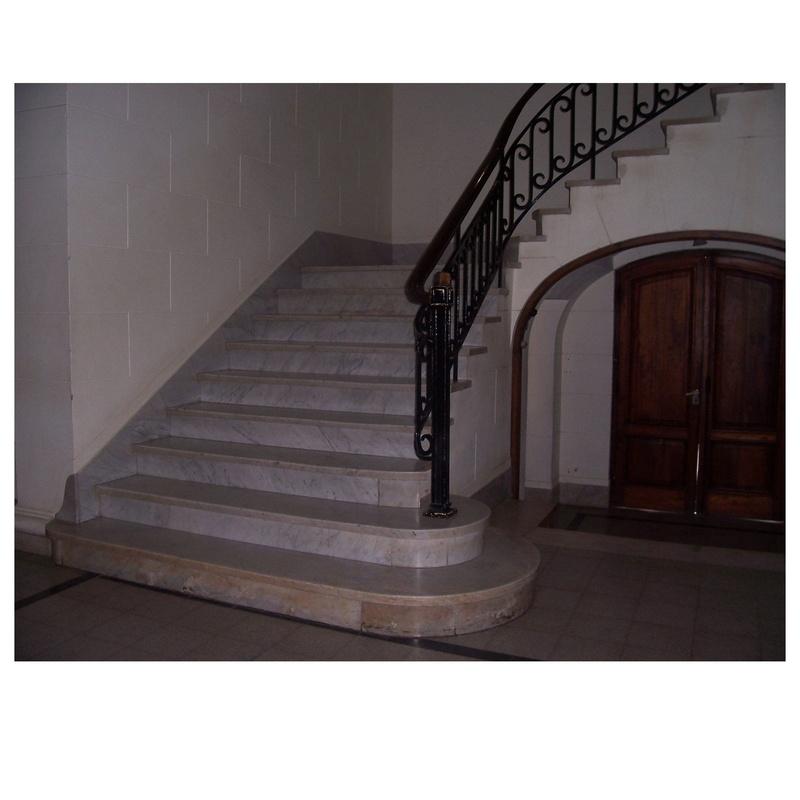 Suelos y escaleras: Servicios de Mármoles Amarelle