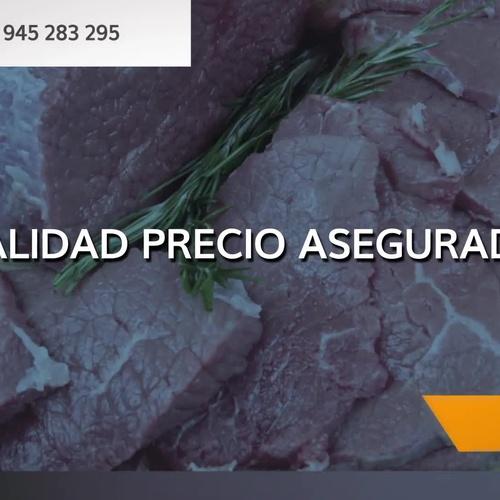 Carnes y embutidos en Álava | Carnicería Hermanos García