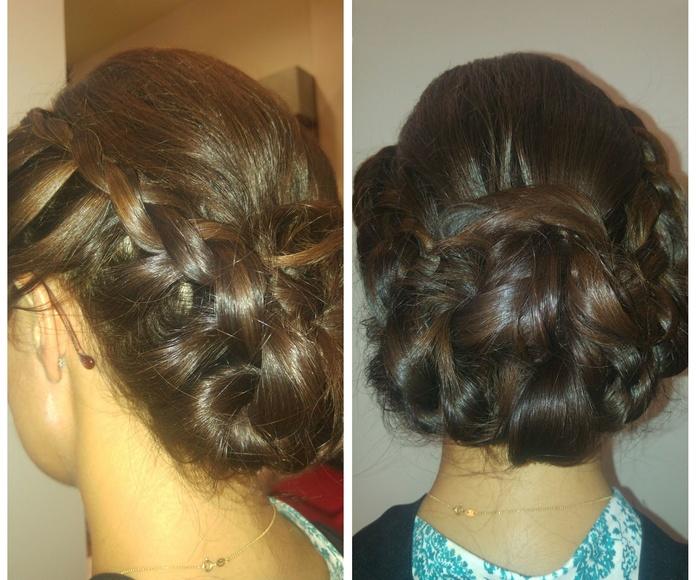 RECOGIDOS: Tratamientos y productos  de Maralca peluqueros