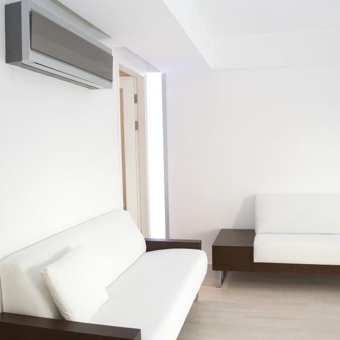 ¿En qué puntos de mi casa debería instalar el aire acondicionado?