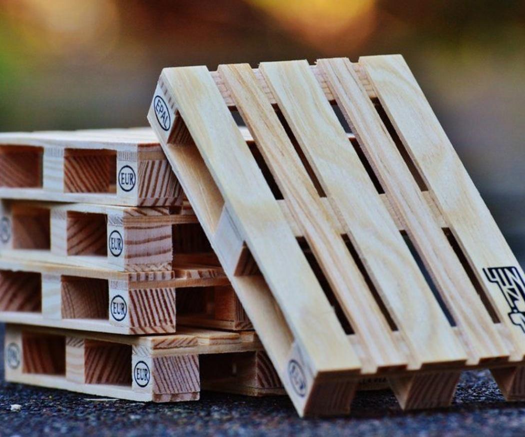 ¿Por qué utilizar palets de madera?