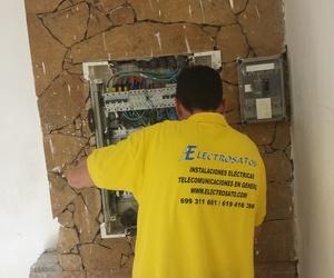 Instalaciones eléctricas en Las Palmas | Electrosato