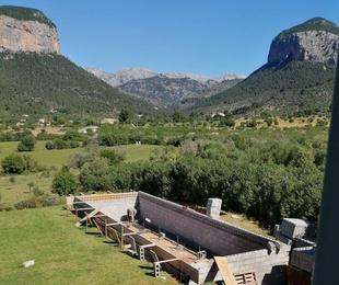 Piscina en un lugar de Mallorca