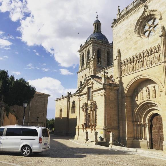 Taxi larga distancia León