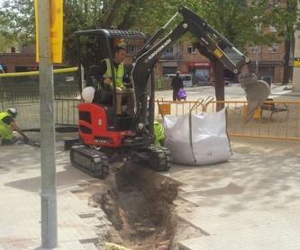 Empresa de excavaciones en Barcelona