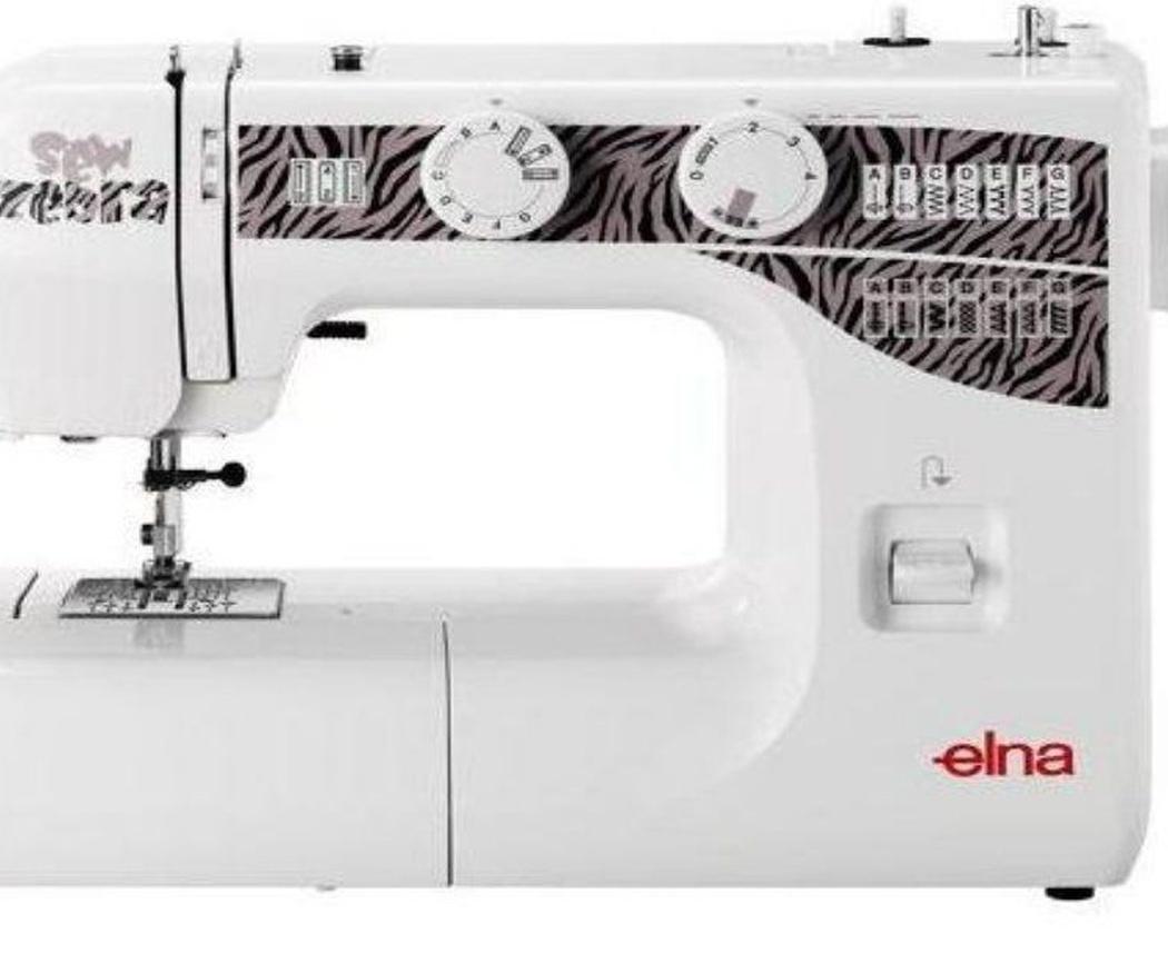 La máquina de coser Elna 1000