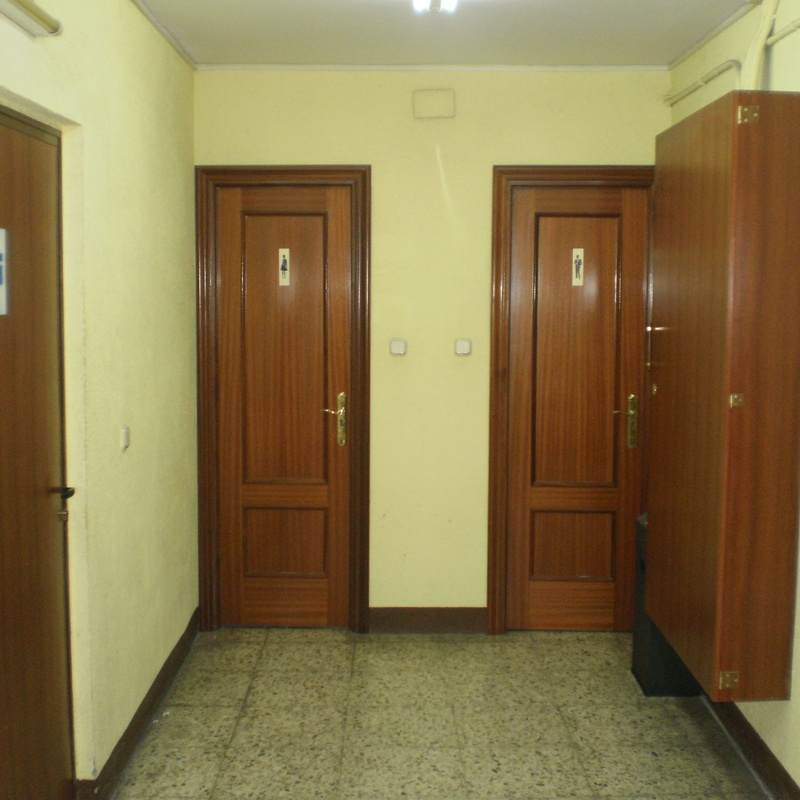 Alquiler local comercial c/ Costa,12-14  6ªdcha. nº1. Zabalburu: Inmuebles de Alquiler de Locales Comerciales Gespafor