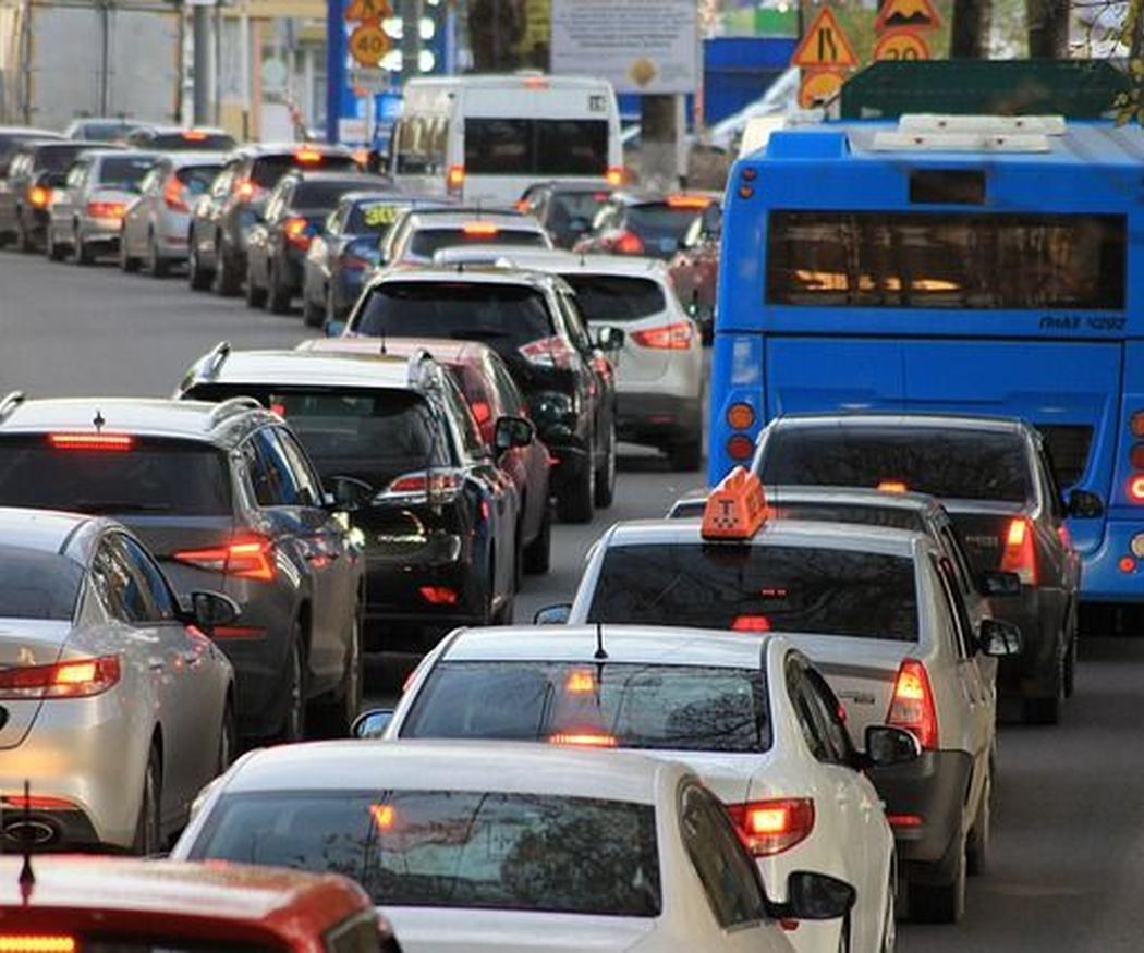 ¿Atrapado siempre en el tráfico?