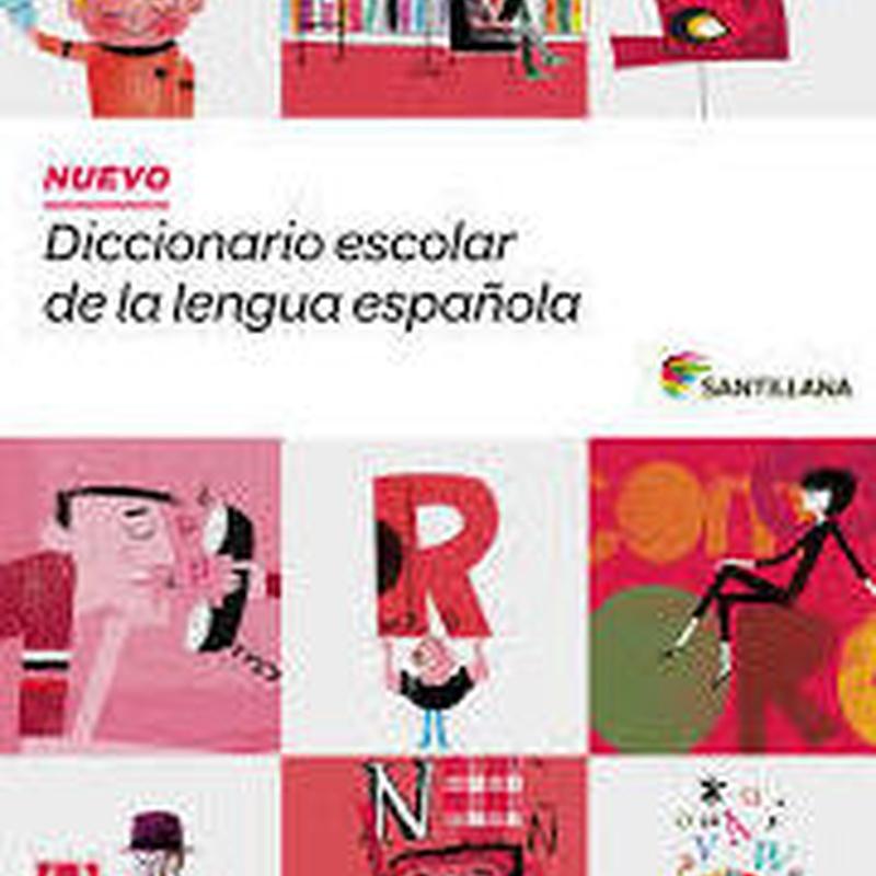 Nuevo diccionario escolar. SANTILLANA