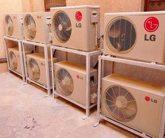Climatización y ventilación: Catálogo de Infrima, S.L.