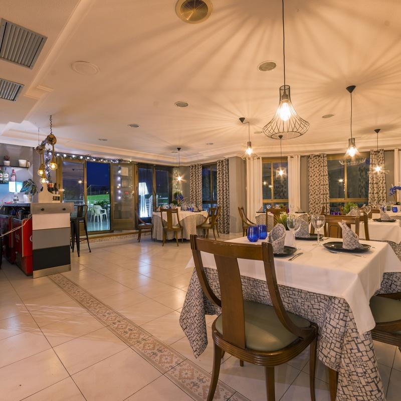 Vinos blancos: Carta y Menús de Restaurante Bonavista