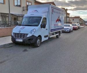 Alquiler de camión con conductor