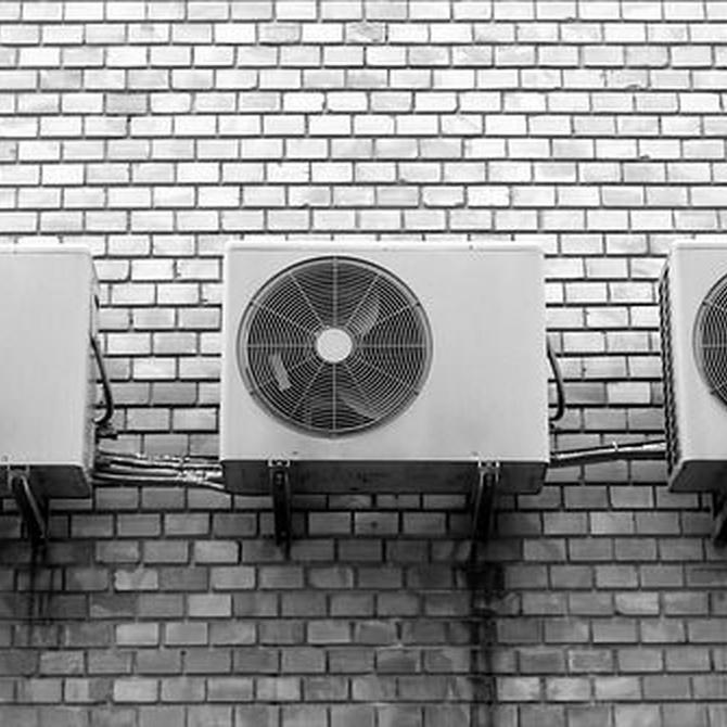 Diferentes tipos de instalación de aire acondicionado