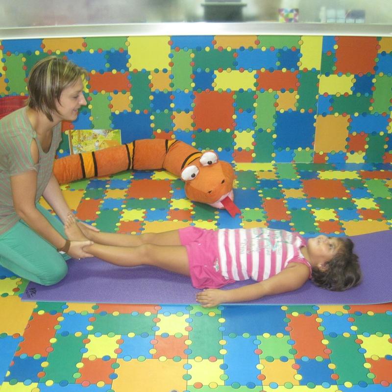 Terapia movimientos rítmicos: Servicios de Centro Taden