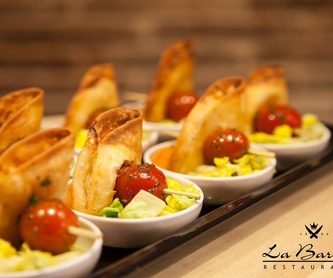 Postres: Carta de Restaurante Cafetería La Baraka