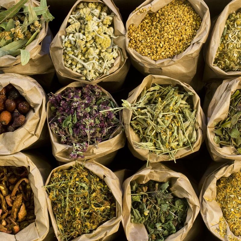 Plantas medicinales: Herbolario Hierbabuena. Aluche de Herbolarios Hierbabuena