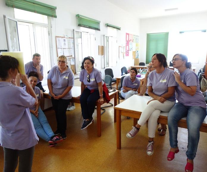 Comunicación alternativa:: Proyectos y Servicios de Asociación Domitila