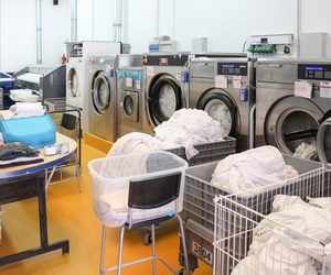 Profesionales en el lavado de ropa para hostelería en Toledo