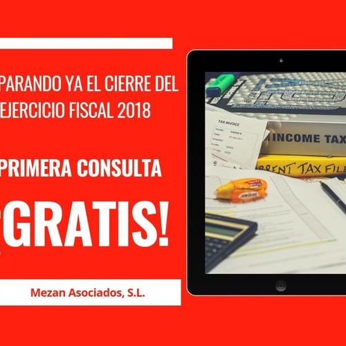 CAMPAÑA CIERRE FISCAL
