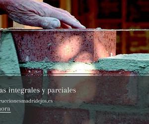 Reformas de viviendas en Madrid centro | Obras y Construcciones Madridejos ALV
