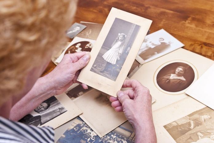 Restauración de foto antigua: Servicios de Foto Brisa