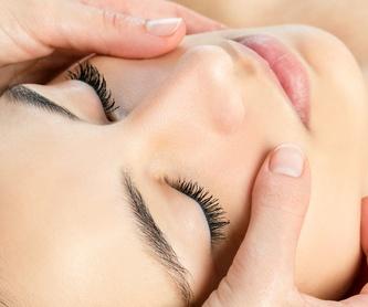Tratamientos corporales: Servicios y tratamientos de Peluquería y Estética Amaia