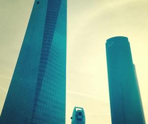 SERVITOP - Estudio Topográfico junto a Las Cuatro Torres de Madrid (Diciembre 2015 - Enero 2016)