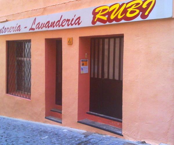 FACHADA PRINCIPAL DE LOS TALLERES