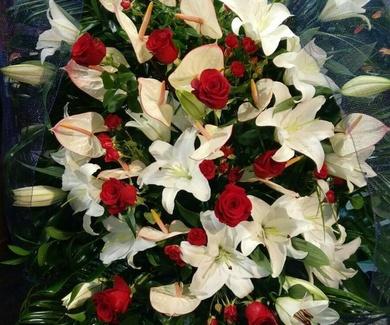 Ofrenda Flores