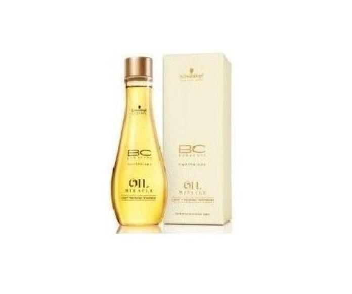 BC Oil Miracle Tratamiento Ligero de Acabado para cabello fino