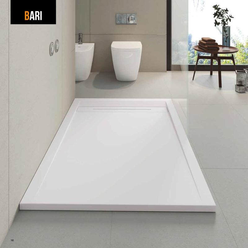 Plato Ducha Bari: Productos de Materiales de Construcción Camino