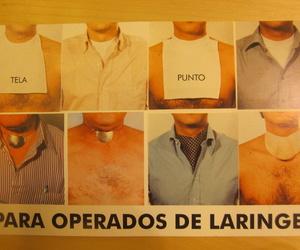 Artículos para operados de laringe