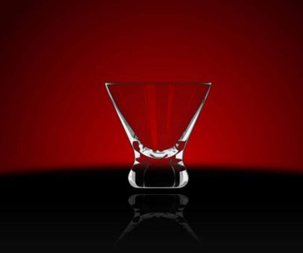 Una teoría sobre el origen del vaso corto de chupito