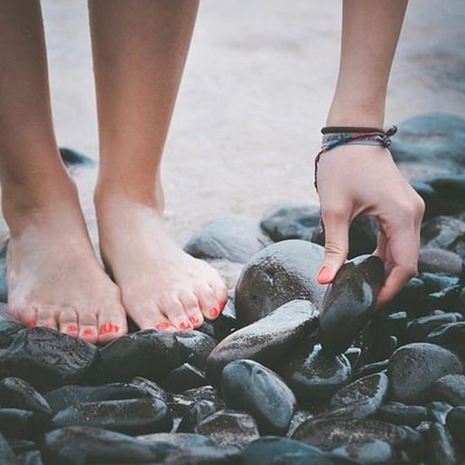 Cuidados para las uñas de los pies