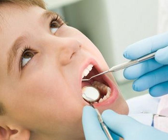 Odontopediatría: Tratamientos de Clínica EasyDent