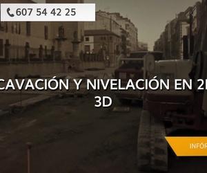 Excavaciones y movimientos de tierra en Granada | Vladimir Excavaciones