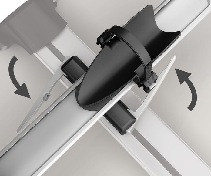 Portabicis techo de cuadro Whispbar WB201: Remolques de Remolques Garri