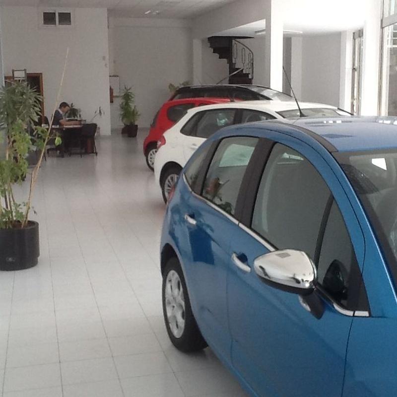 Venta de vehículos: SERVICIOS de Carrocerías Urduliz